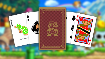 Mario Cards