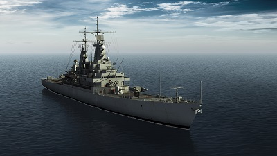World of Warships Ships