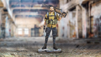The Division 2 Brian Johnson Figure