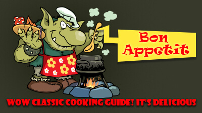 WOW Classic Cooking Guide Blog