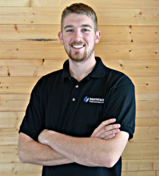 Josh Swisher owner of Northface Construction
