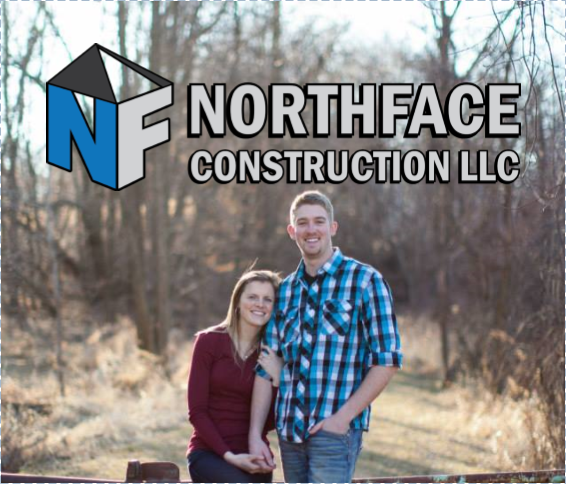 Northface Construction LLC happy family roofing