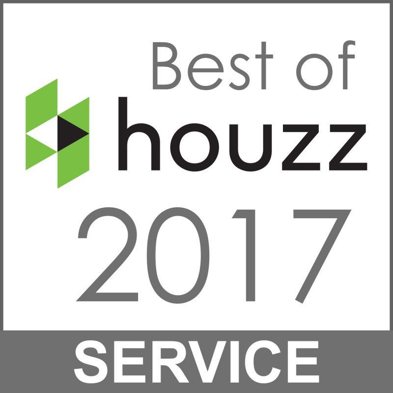 Best of houzz 2017 service merit