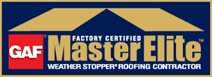 GAF master elite factory certified