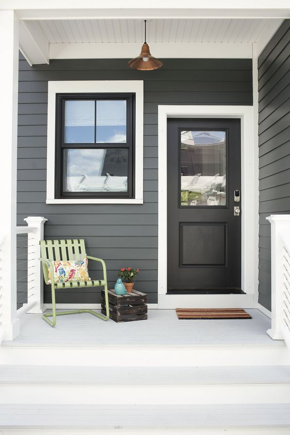 grey siding as a most popular siding color for 2019 by northface construction