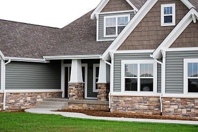 outside of house of most popular siding colors of 2019 by northface construction
