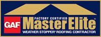 GAF Factory Certified Master Elite