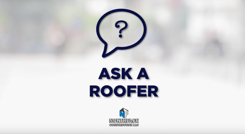 Ask a roofer logo Northface Construction