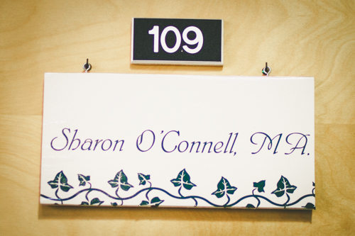Sharon O' Connell