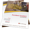 Fire Recovery USA - Accident / Incident Cost Recovery Brochure