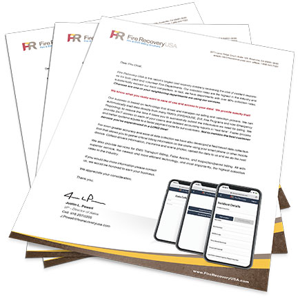 Fire Recovery USA letter to Fire Chiefs pdf