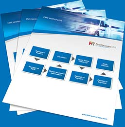 See the Fire Recovery EMS Workflow diagram