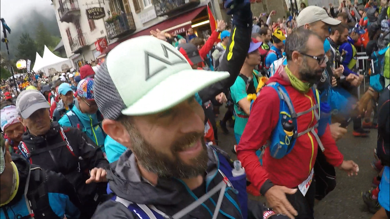 """UTMB Race Report 2018 """"Now I'm going to activate it"""" by"""