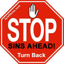 The Disaster of Deliberate Sin!