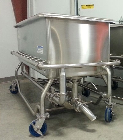 Stainless-tank