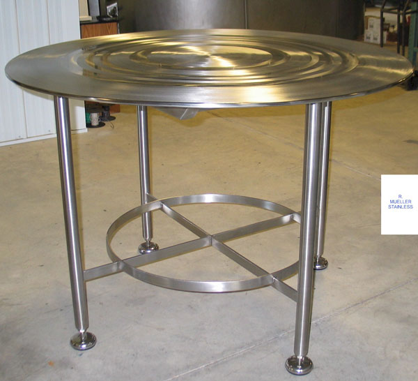 Stainless_Steel_Round_Table