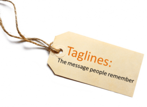 What is a Tagline?