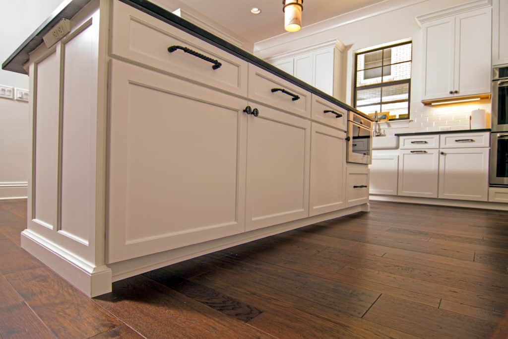 McCabinet kitchen island