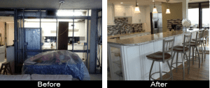 mccabinet kitchen before and after