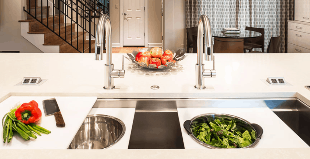 mccabinet galley sink