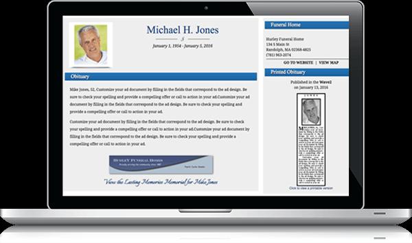 digital listing on macbook