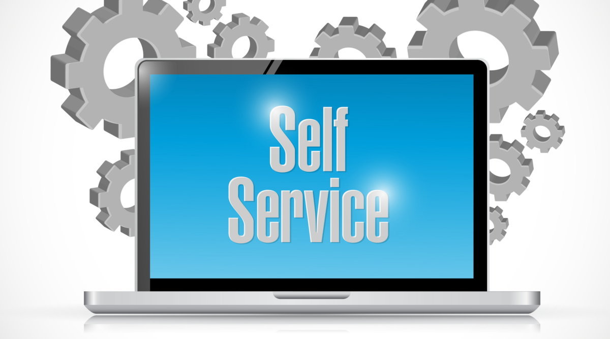 amazonification of self-service