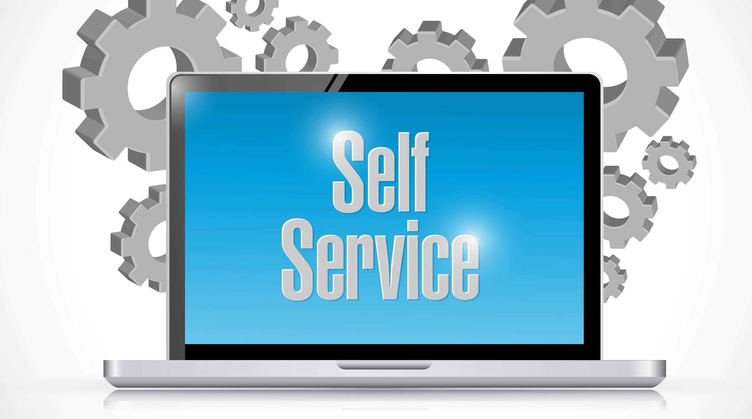 amazonification of self-service