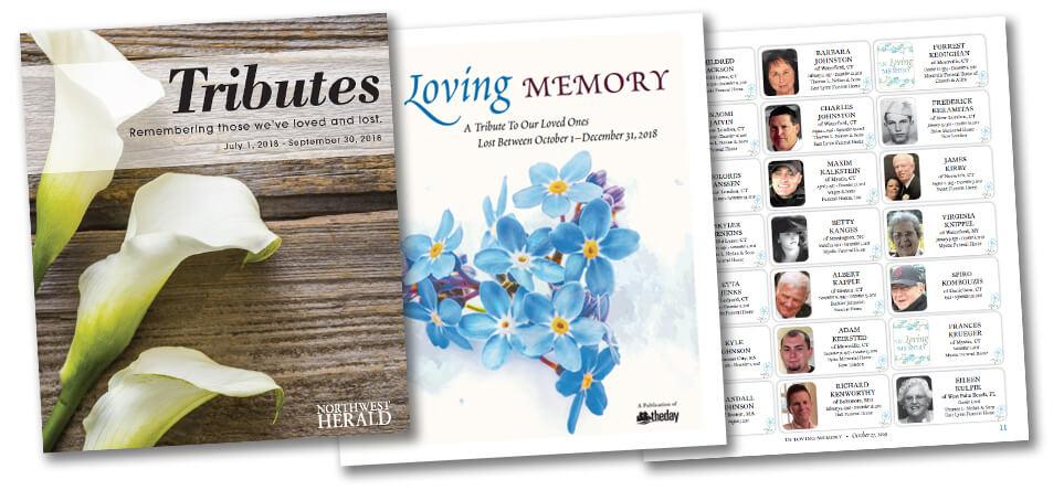 iPublish AdPortal Tributes
