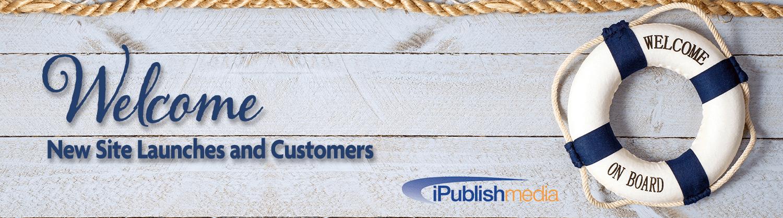 iPublish Media New AdPortal Customers