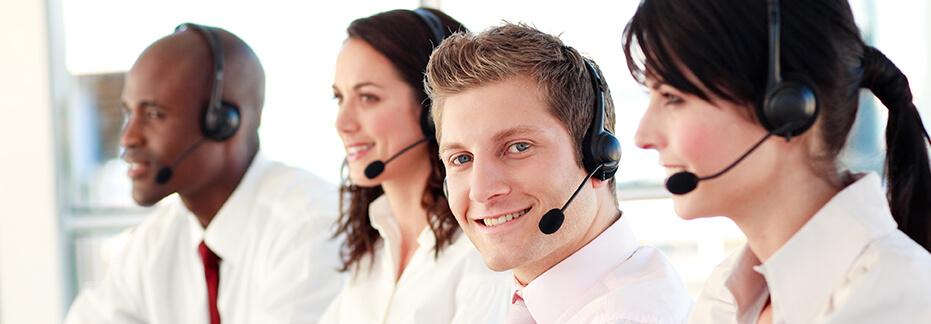 Publisher Call Center Self Service