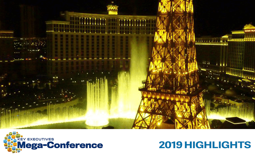 2019 Mega conference highlights