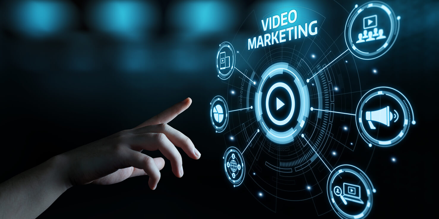 Video Marketing Advertising Businesss Internet Network T