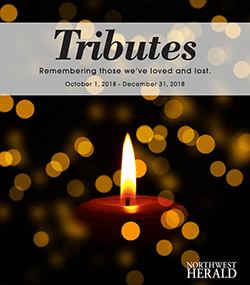 Northwest Herald Tributes cover thumbnail