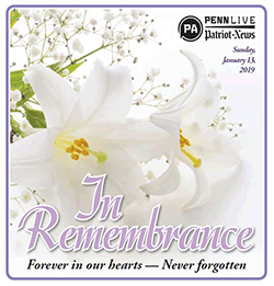 Penn Live Tributes Section