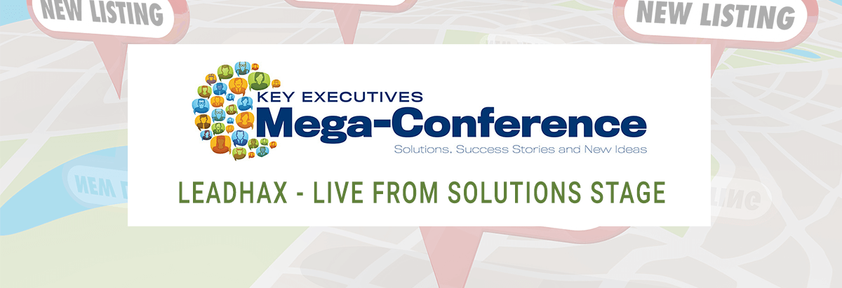 Live at Mega-Conference 2020 – Solutions Stage