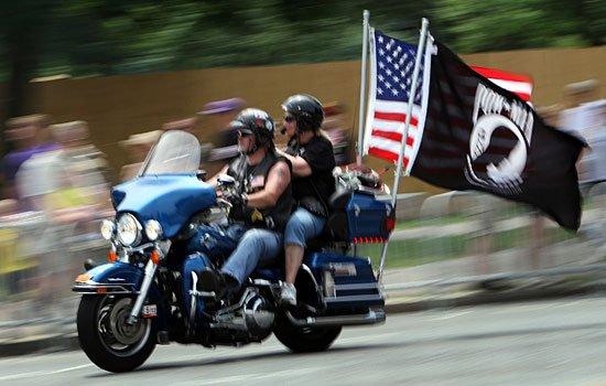Patriots on Wheels