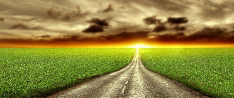 road to healing