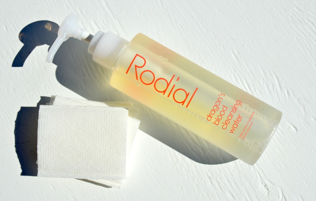 rodial dragons blood cleansing water inhautepursuit review