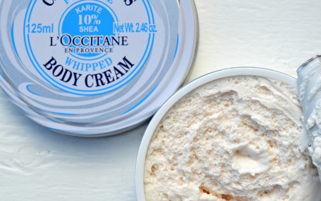 loccitane whipped shea butter body cream review inhautepursuit