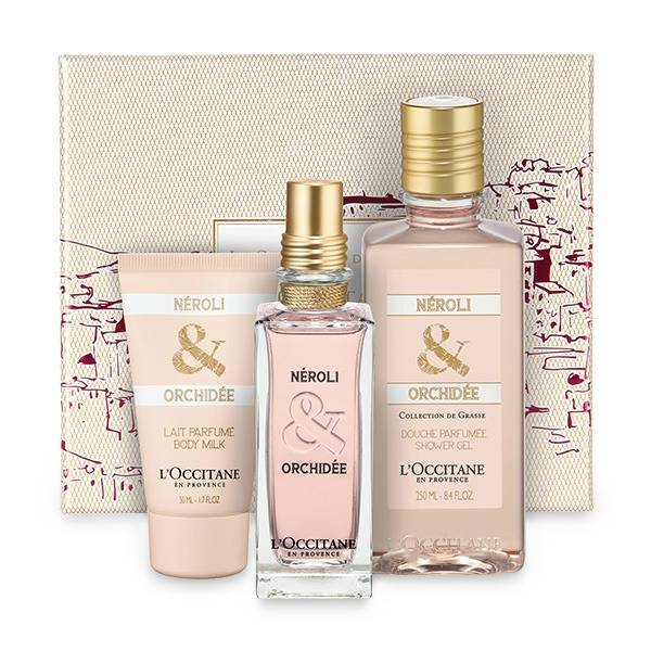 loccitane neroli orchidee set mothers day gift guide inhautepursuit review