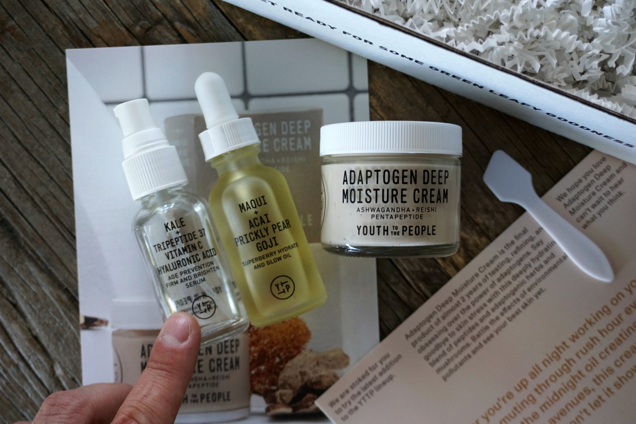 Adaptogen Deep Moisture Cream by Youth to the People #7