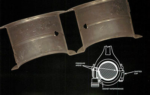 Misaligned Bearing Cap
