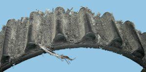 Worn Or Damaged Camshaft Belt