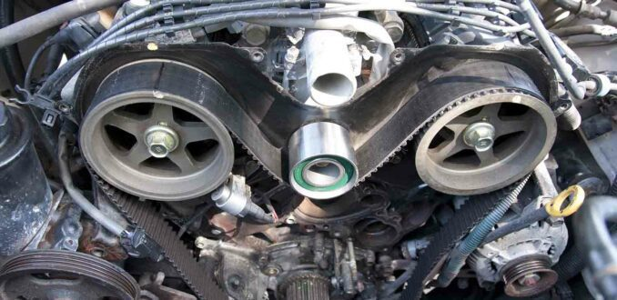 Timing Belt Kits May Include Idler Pulleys, Tensioners, Belts, Seals And More