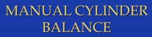 Cylinder power balance testing
