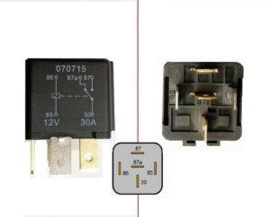 Common 5 Pin (ASD) Relay