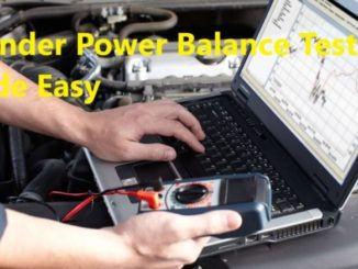 Cylinder Power Balance Testing - Can Uncover Hidden Issues