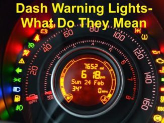 Check Engine Light - What Can Cause It To Come On ?