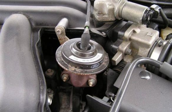 EGR Valve - Exhaust Gas Recirculation Valve - What Should