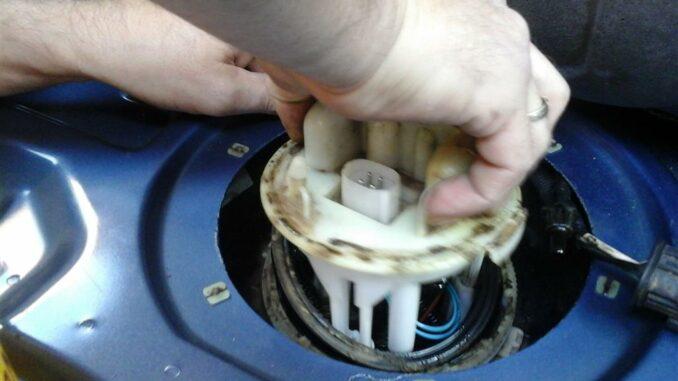 Installing Electric Fuel Pumps